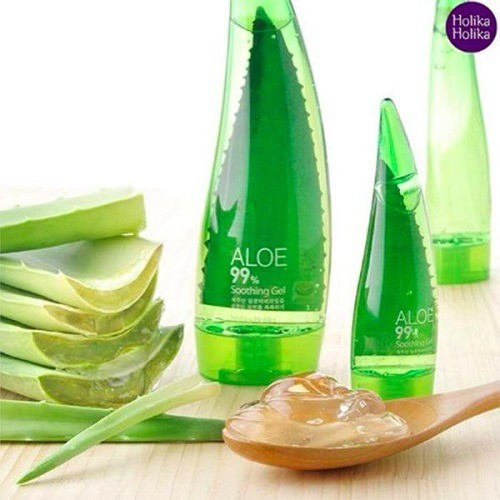 Holika Holika Aloe 99% Soothing Gel 250ml termék kép 2