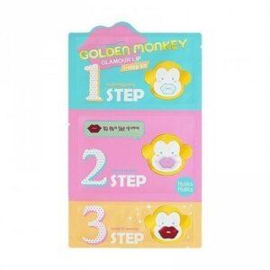 Holika Holika Golden Monkey 3 Lépéses Ajakápoló