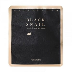 Prime Youth Black Snail Repair Maszk