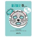 Skin79 Animal Arcmaszk – Mouse 23g