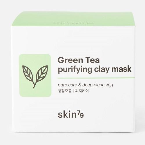 SKIN79 GREEN TEA PURIFYING CLAY MASK termék kép