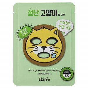 Skin79 Animal Arcmaszk – Angry Cat 23g