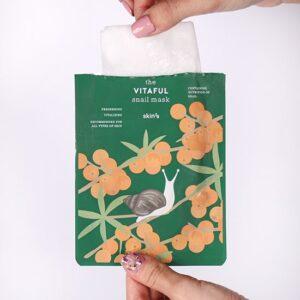 Skin79 Vitaful Csiga Maszk 20ml