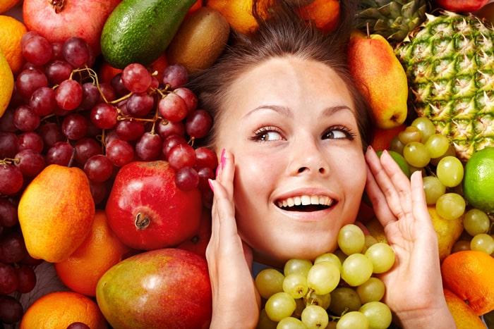 Ételek hatása a bőrre