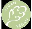 vegan címke