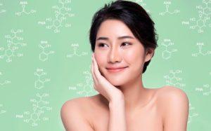 Savak hatása a bőrre