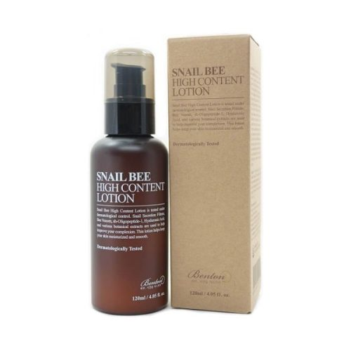 BENTON Snail Bee High Content Face Lotion termék kép