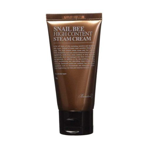 BENTON Snail Bee High Content Steam Face Cream termék kép