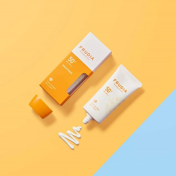 Frudia Tone Up Base Sun Cream termék ké