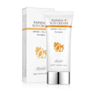 Benton Papaya-S Fényvédő Krém SPF50/PA++++