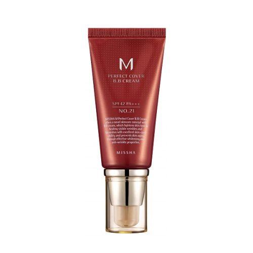 Missha M Perfect Cover BB Cream Beige termék kép
