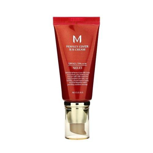 Missha M Perfect Cover BB Cream Bright Beige termék kép