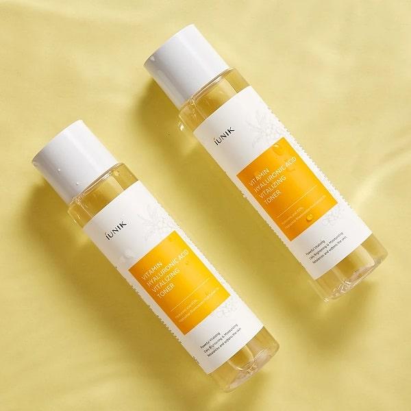 iUNIK Vitamin Hyaluronic Acid Vitalizing Toner termék kép