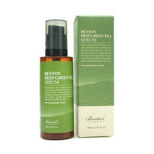 Benton Deep Zöld Tea Szérum 30ml