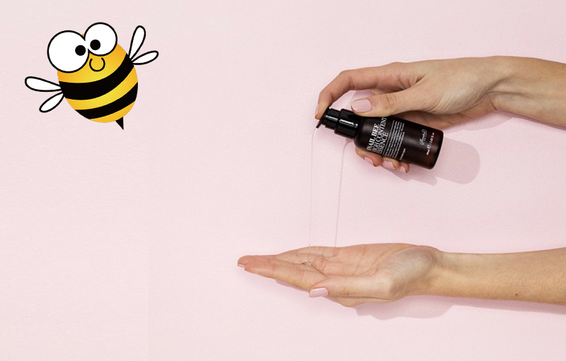 Méhméreg természetes botox hatás
