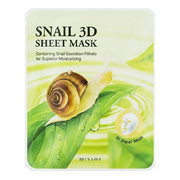 Missha Snail 3D Arcmaszk